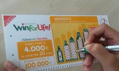 """Centra un 5 al Win for Life: """"Grattacieli"""" e vince 6.545 euro a Negrar di Valpolicella"""