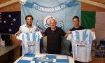 FC Legnago Salus: presentati i nuovi innesti Armando Perna e Alex Rolfini
