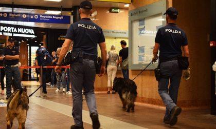 """Operazione """"Alto Impatto"""" alla Stazione di Verona Porta Nuova: 290 persone identificate"""