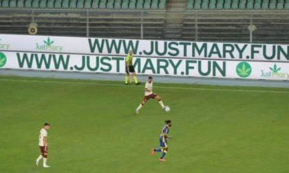 Cannabis light sponsorizzata durante le partite al Bentegodi, scoppia la polemica