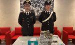 """Arrestati due uomini trovati in possesso di 10 chili di hashish suddivisi in 59 """"mattonelle"""""""