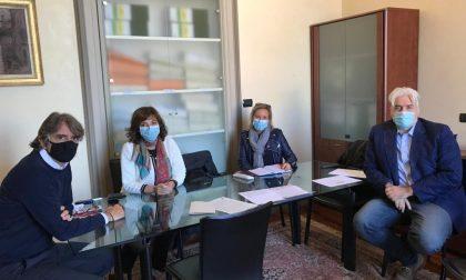 """L'amministrazione incontra l'Istituto Assistenza Anziani, Sboarina: """"Fondamentale tutelare gli anziani"""""""