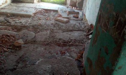 """Danneggiati gli edifici dell'ex ferrovia di Casaleone, Carbonini: """"Distruggono beni storici per rubare"""""""