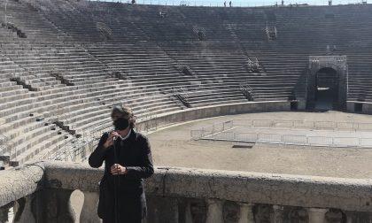 """Sboarina: """"Verona come modello da seguire per le aperture nel settore degli spettacoli"""""""