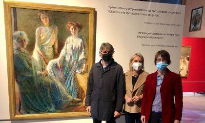 """L'opera """"Tre donne"""" di Boccioni in esposizione per la prima volta a Verona"""