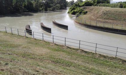 Chiuse le paratie per la stagione invernale, al via la manutenzione del canale Adige Guà