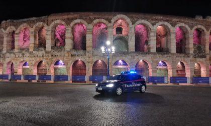 Reati contro il patrimonio commessi per oltre dieci anni, 30enne arrestato a Verona