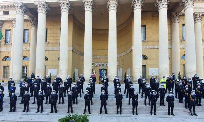 """Polizia Locale festeggia il 154esimo di fondazione, Sboarina: """"Bilancio più significativo di sempre"""""""