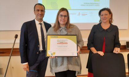 """Lotta alle zanzare, il Comune di Verona è il più """"green"""": menzione speciale della Regione"""