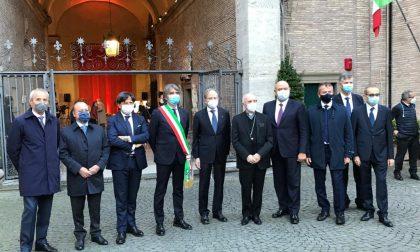 """All'ambasciata italiana commemorato monsignor Vincenzi, Sboarina: """"Si mantiene viva la sua eredità"""""""