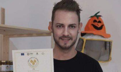 Apicoltura Lucato conquista la giuria e vince la Goccia d'Oro al concorso di Bologna