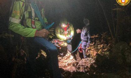 Quattro ragazzi rimangono bloccati in Valsorda, raggiunti dal soccorso alpino