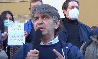 """Sboarina alla protesta Dpcm: """"Oggi inviamo una lettera pesante e chiediamo di aprire"""""""