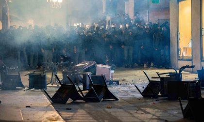 """Sboarina sugli scontri in Piazza Erbe: """"Atti inammissibili che condanno. Epilogo strumentale"""""""