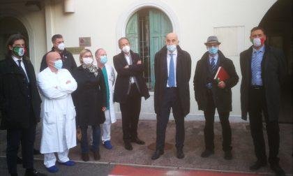 """Aperto l'ospedale di comunità di Bussolengo, Brizzi: """"Promessa mantenuta"""""""
