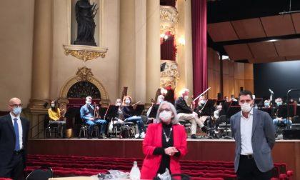 """""""Sei a casa al Teatro Filarmonico"""": spettacoli in streaming e in televisione"""