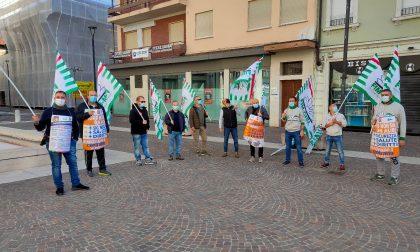 Metalmeccanici in sciopero a Verona e Legnago per il rinnovo del contratto nazionale FOTO E VIDEO