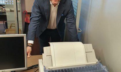 Capitanio: nei comuni addio alle stampanti ad aghi