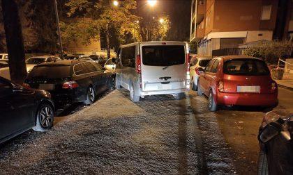 Denunciato il centesimo conducente ubriaco a Verona, ha danneggiato quattro veicoli in sosta