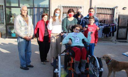 La solidarietà vince ad Albaredo d'Adige: il sogno di Daria diventa realtà con la nuova bicicletta