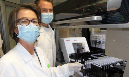 Ospedale Negrar: un tampone molecolare distingue se è Covid, influenza o bronchiolite nei bimbi VIDEO