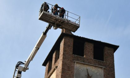 Messa in sicurezza delle torri di Castelvecchio danneggiate dal nubifragio – Gallery