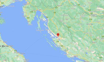 Terremoto di 4.7 in Croazia, scosse avvertite anche in Italia