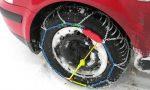 Obbligo di gomme invernali o catene a bordo dal 15 novembre sulle strade provinciali