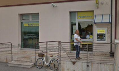 Ufficio Postale di Valeggio sul Mincio chiude momentaneamente per lavori di restyling