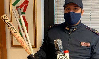 Scoppia la rissa in Piazza Santa Toscana con mazze e bastoni: arrestato un 19enne