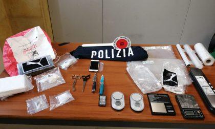 """Super spacciatore """"beccato"""" a Valeggio con quasi 2 chili di cocaina"""