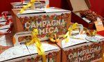 """Strenne di Natale, shopping a km zero e """"spesa sospesa"""" nel mercato Campagna Amica a Borgo Roma"""