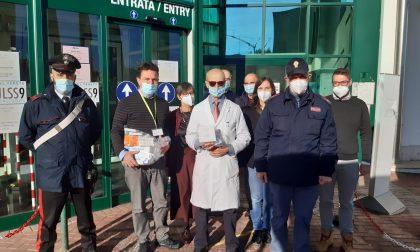 """V-day all'ospedale Magalini, Girardi: """"Una giornata storica"""" – Gallery"""