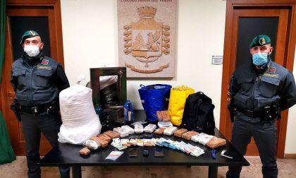 Scoperto servizio di delivery della droga a Verona: sequestrato un ingente quantitativo di eroina