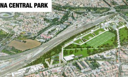 Central Park all'ex scalo merci: siglato addendum tra Regione, Comune e Ferrovie dello Stato