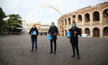 Melegatti Christmas Run Verona: partecipanti da tutta Italia e doppia solidarietà