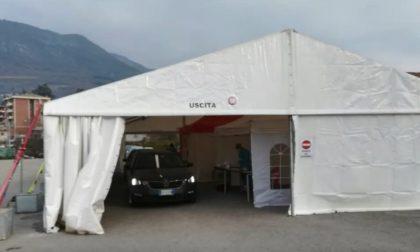 Punti tampone Covid-19: attivo nuovo drive-in a Caprino Veronese – Gallery