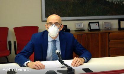 """Girardi: """"Verona tra le provincie più sotto stress come terapie intensive"""""""
