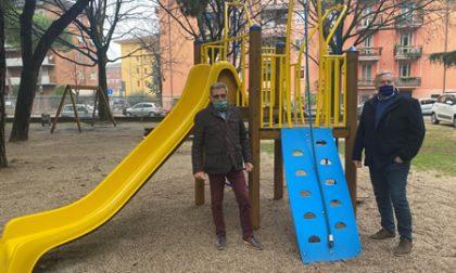 Amia destina 60mila euro per 200 nuovi alberi e per la riparazione dei giochi per bambini nelle aree verdi