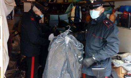 Rubavano furgoni carichi di vestiti di lusso, cinque arresti a Verona