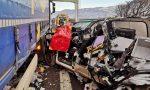 Tragedia sull'A22: scontro fra tir e furgone, morto un 31enne di Lazise