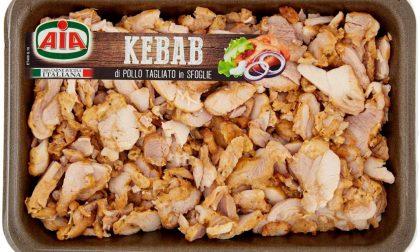 Possibile presenza di plastica nel Kebab di pollo Aia e Conad: richiamati
