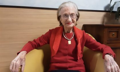 Alberga Ceolari compie 101 anni e sconfigge il Covid