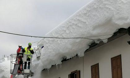 Volontari ANA ancora operativi per l'emergenza neve in Veneto – Gallery