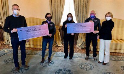 Le runner donano oltre 4mila euro per le donne vittime di violenza