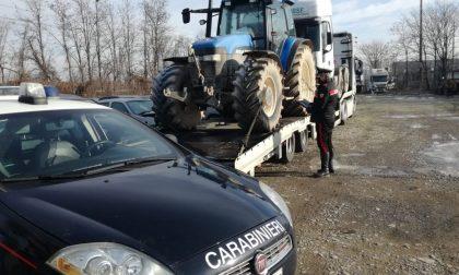 Ritrovati i due mezzi agricoli che erano stati rubati a Sona e Castelnuovo del Garda