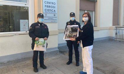 Carabinieri Forestali vicini ai reparti pediatrici: l'iniziativa a Borgo Trento