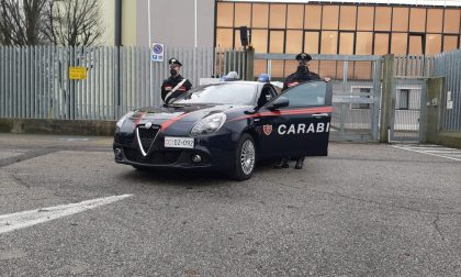 Tre giovani danneggiano alcune auto in sosta a Legnago