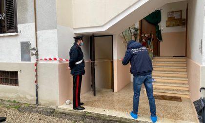 Tragedia a Ca' di David: rincasa dal lavoro e trova il cadavere del compagno in cantina
