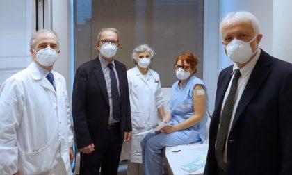 Sottoposti al vaccino anti Covid-19 i primi 120 operatori all'ospedale di Negrar – Gallery